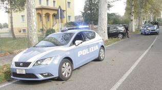 Scontro tra due auto a Lugo, una è della Polizia
