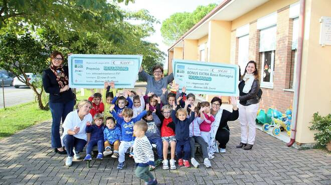Scuola dell'infanzia Villa Savoia di Glorie: Riciclandino