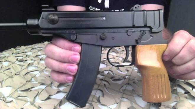 Skorpion 7.65