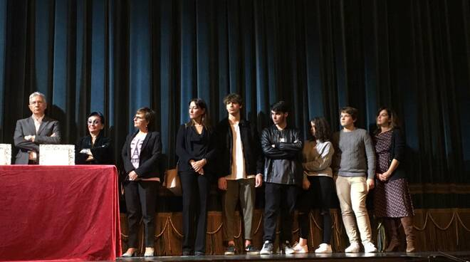 """Studenti dell'Istituto Morigia premiati al concorso """"Il Ravenna Festival che vorrei…"""""""