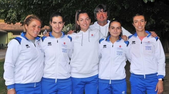 tennis club faenza serie a1 femminile