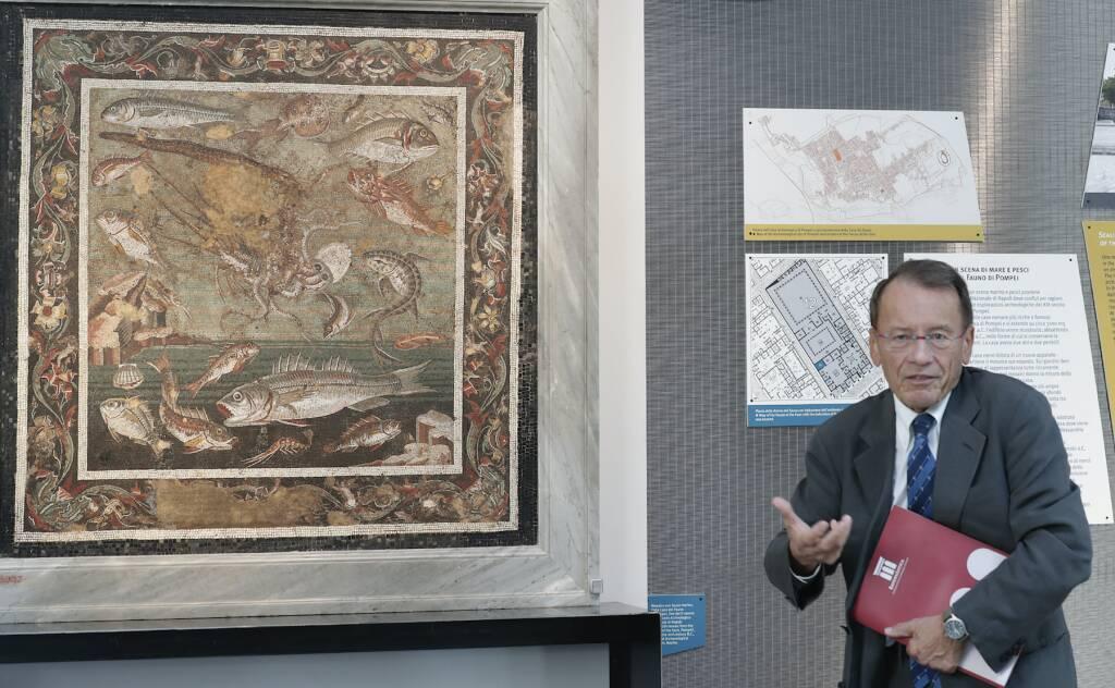 Tessere di Mare al Museo Classis Ravenna