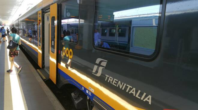 treno pop regionale