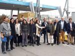 Università e Autorità Portuali di 5 paesi in visita al Terminal Container Ravenna