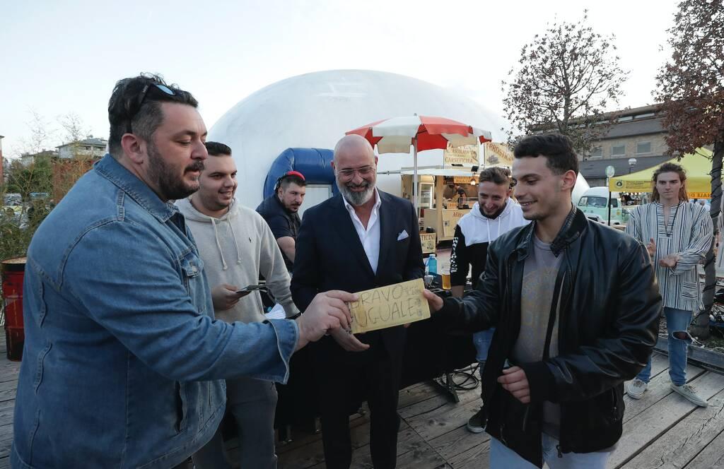 YoungER. Stefano Bonaccini incontra a Ravenna oltre 200 giovani under 30