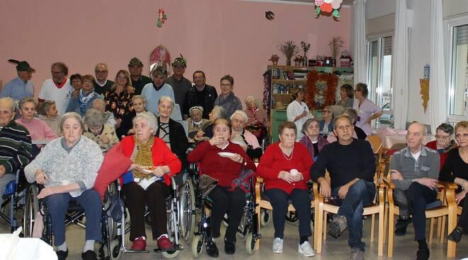 A Conselice si è festeggiato il giorno di San Martino con gli Alpini e la Pro Loco