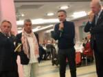 """Andrea Corsini: """"aiuterò la Casa del Volontariato, perché è una grande risorsa per questa città"""""""
