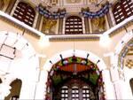 Basilica di San Vitale fatta con 130mila Lego