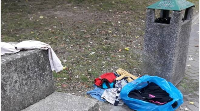 """Bertolino (ACPT): """"Ravenna, rifiuti in zona mercato e parco della pace: cittadini esasperati"""""""