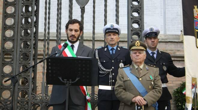 Celebrata a Cesena la Giornata delle Forze Armate e dell'Unità nazionale