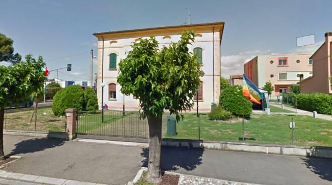 centro sociale Ca di Cuntadèn di Sant'Agata sul Santerno
