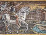 Cesare Mussolini Salone dei Mosaici