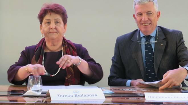Consorzio Agrario Ravenna festeggia 120 anni con la ministra Teresa Bellanova