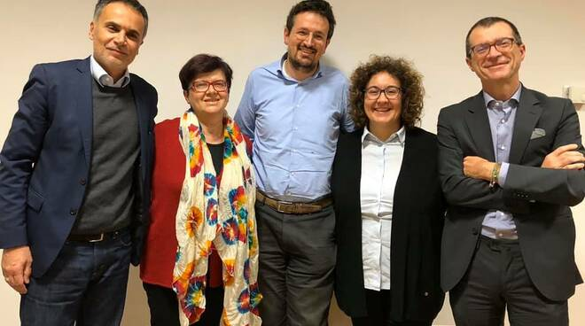 Corsini, Dalfiume, Barattoni, Rontini e Bessi