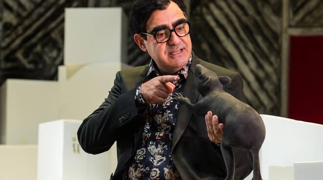 "Teatro Goldoni Bagnacavallo: Elio, protagonista di ""Il Grigio"" di Gaber e Luporini - ravennanotizie.it"