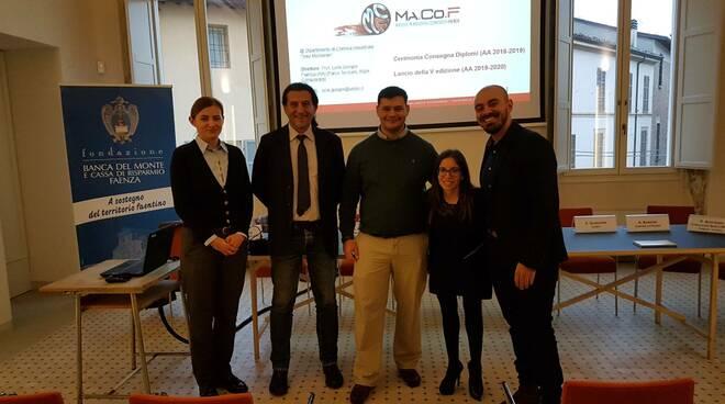 Faenza: presentato l'Anno Accademico 2019-2020 del Master Universitario in Materiali Compositi - ravennanotizie.it