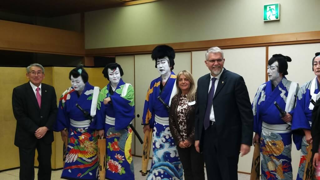 Faenza vola in Giappone per il 40° anniversario del gemellaggio con Toki