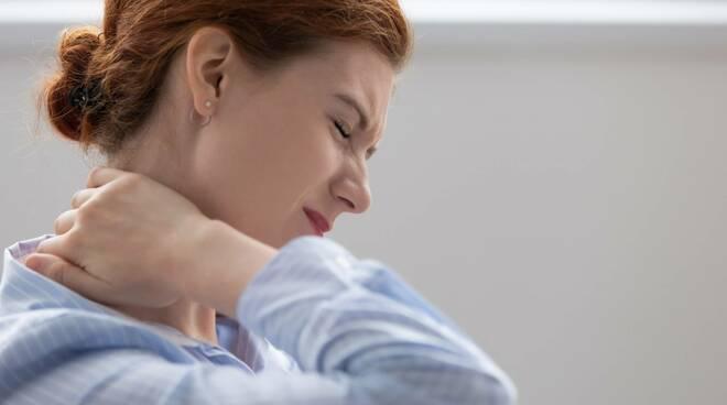 fibromialgia dolore cervicale