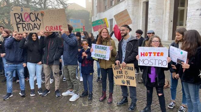 fridays for future ravenna 4° sciopero globale