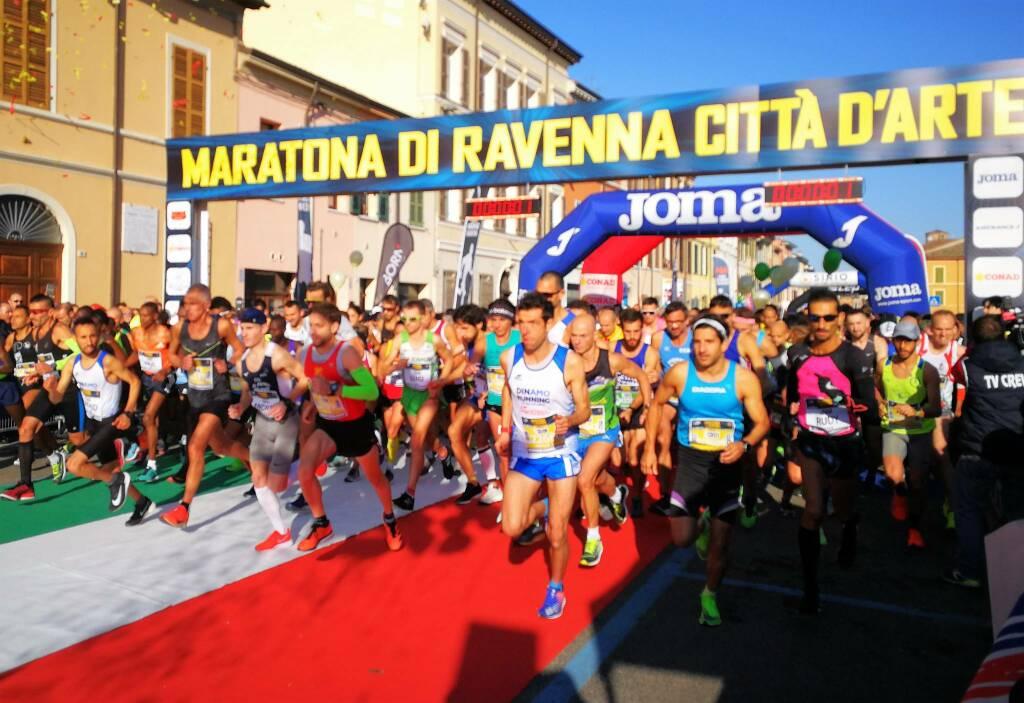 Maratona Ravenna Città d'Arte