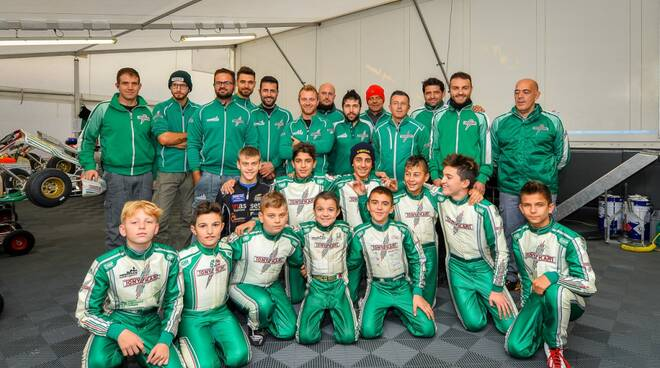 Cesena_Newman Motorsport