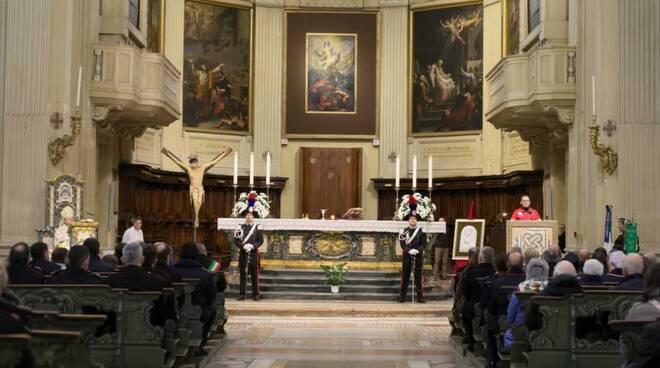 I Carabinieri di Ravenna hanno celebrato la Virgo Fidelis