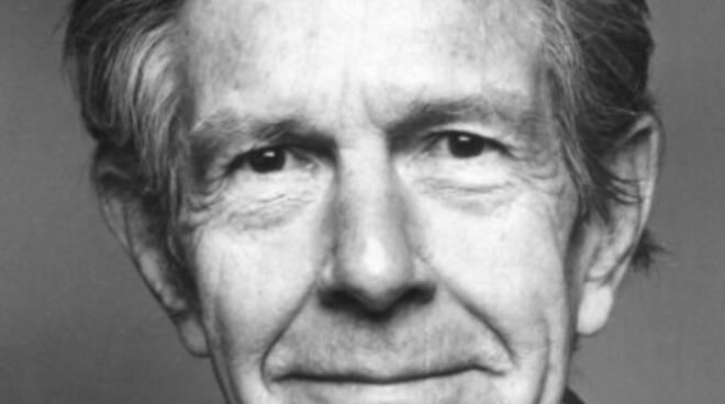 John Cage e Gert Mortensen.
