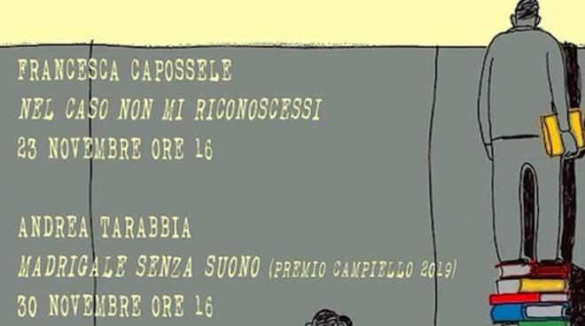 la scrittrice ferrarese Francesca Capossele
