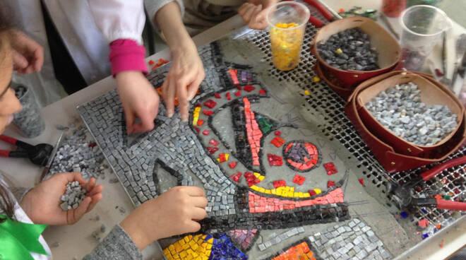 Mosaico scuola
