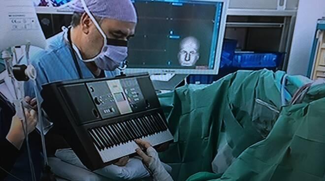 Musicista operato a Cesena