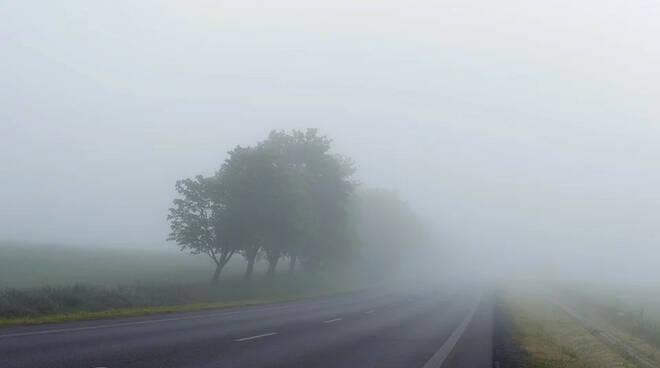 nebbia meteo
