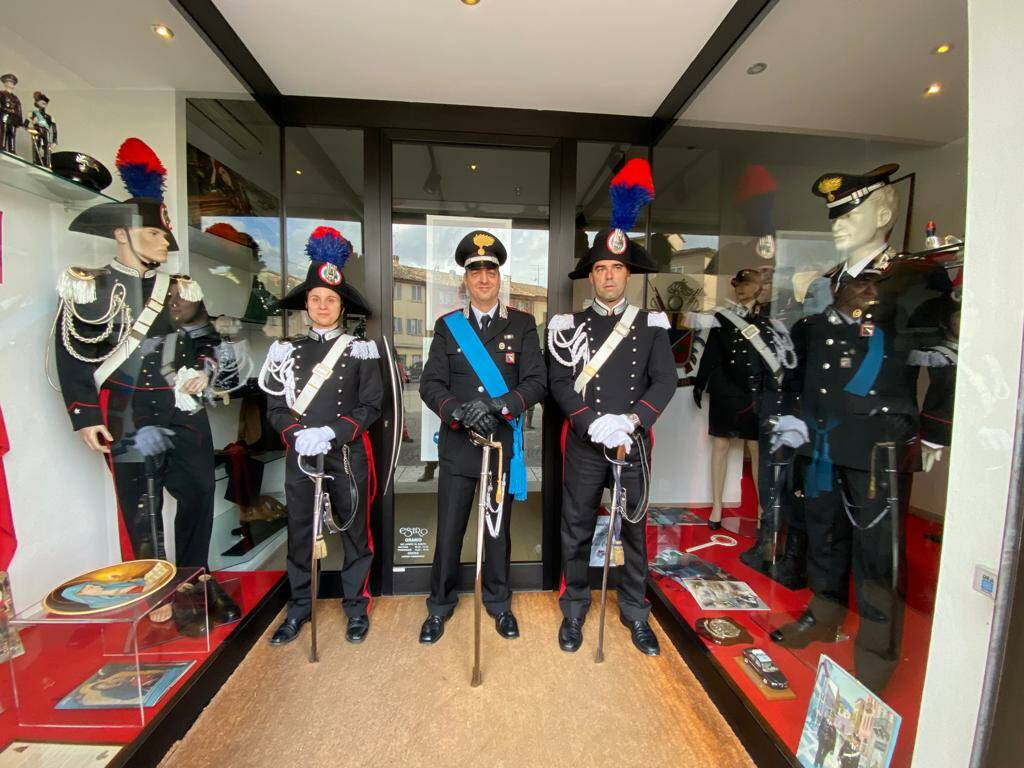 Novafeltria_Mostra_Giornata delle forze Armate