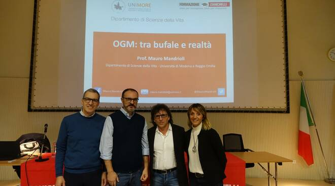 """""""OGM tra bufale e realtà"""": se ne è parlato al Liceo di Lugo"""