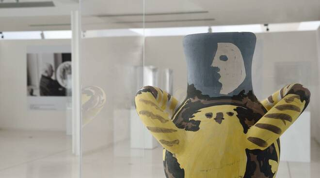 """""""Picasso. La sfida della ceramica"""""""