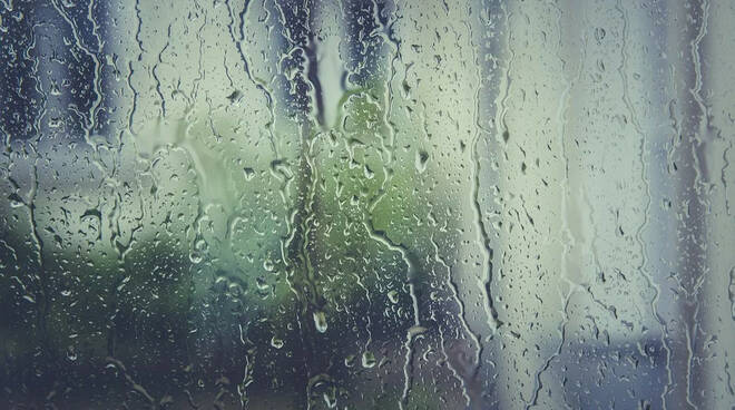 pioggia gocce meteo