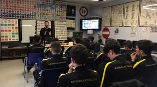 Ravenna FC e Au.Ra. insieme per l'educazione stradale