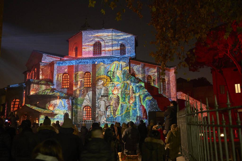 Ravenna in Luce