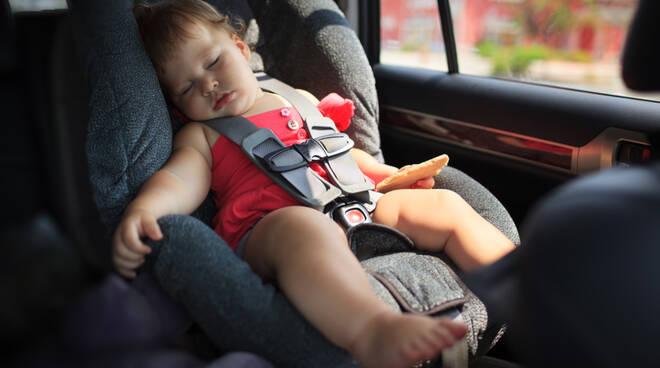 seggiolino auto bambino