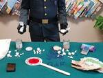 Spacciava cocaina in pineta: pusher 55enne arrestato a Tagliata
