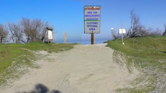 spiaggia bassona