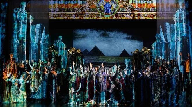 Trilogia d'Autunno del Ravenna Festival, Aida