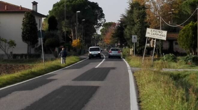 Via Petrosa tra Campiano e San Pierino