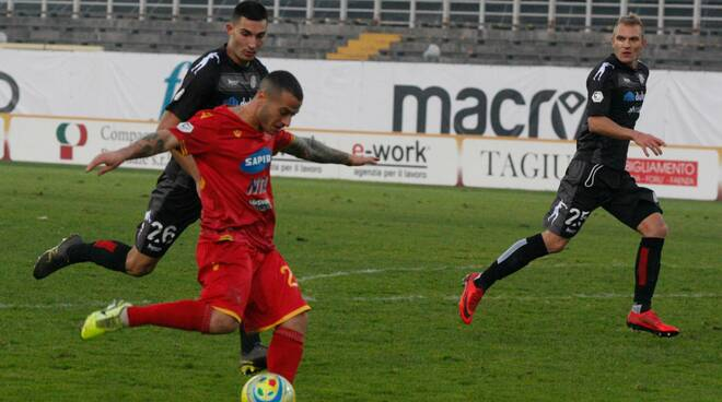 Al Benelli il Ravenna FC soccombe all'esperta formazione del Sudtirol