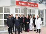 Ausl: la Direzione Generale va negli ospedali del forlivese per gli auguri di Natale