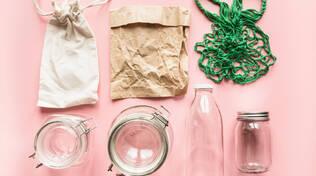 borse vasi contenitori riciclabili