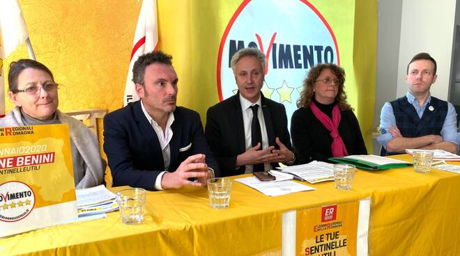 Candidati M5S