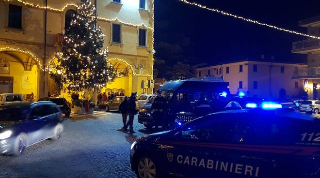 Carabinieri di Novafeltria