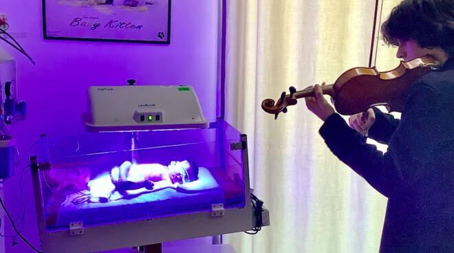 Caritas Baby Hospital di Betlemme.