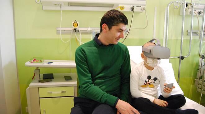 casco tommy oncoematologia pediatrica rimini