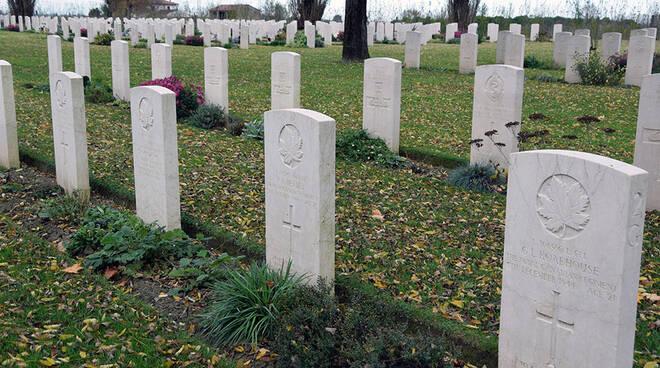 cimitero militare del Commonwealth piangipane